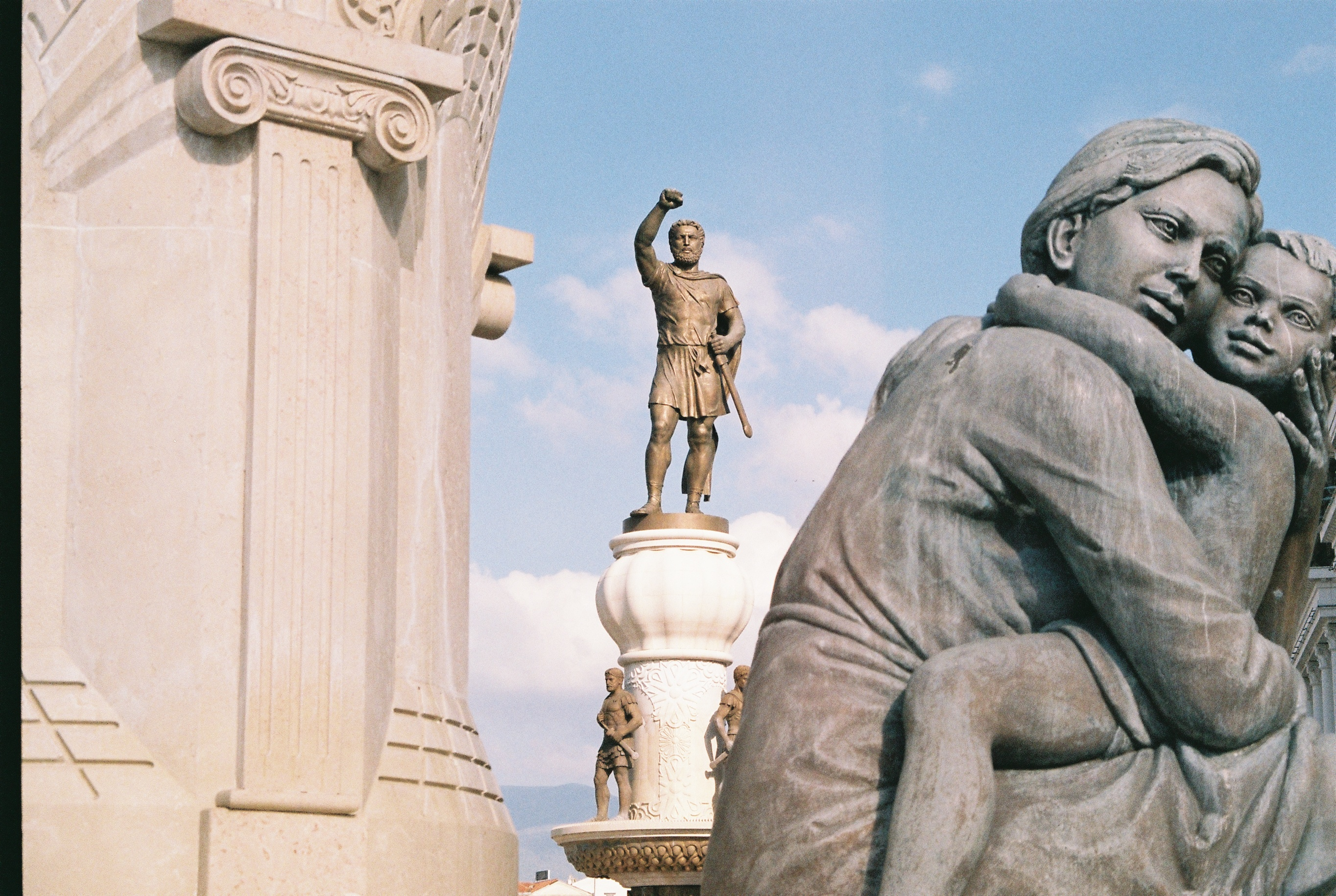 Details of Skopje [2017] by Valentina Orlando