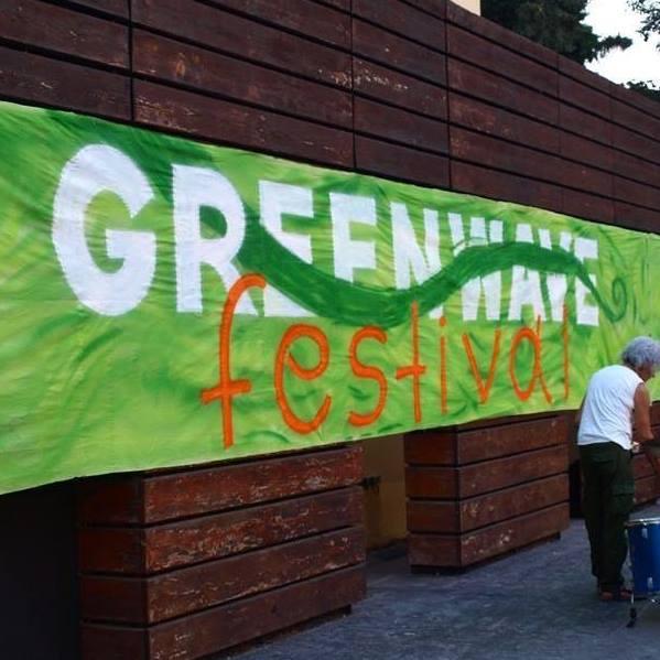 Greenwave Festival banner