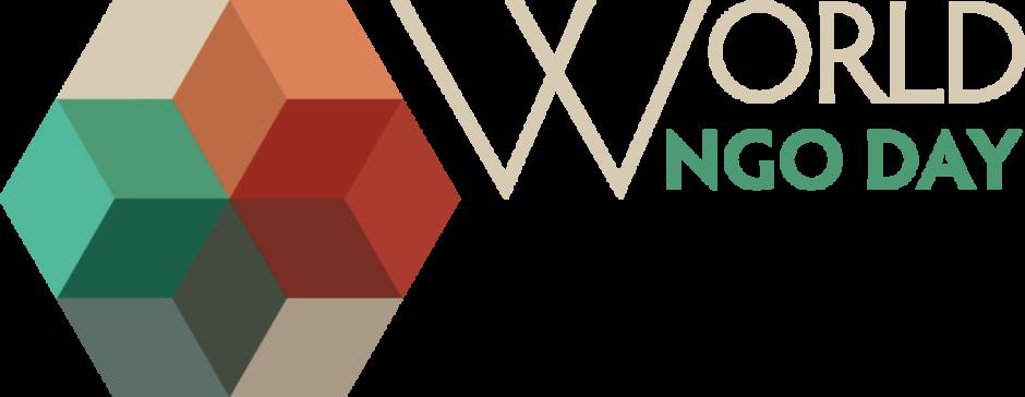 World NGO Day logo
