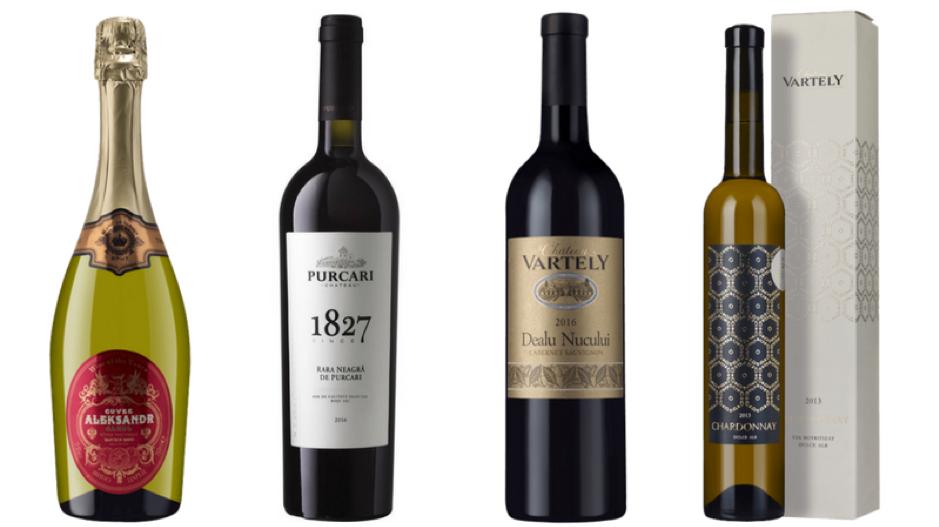 Moldovan wines