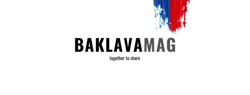 Baklava Mag Banner