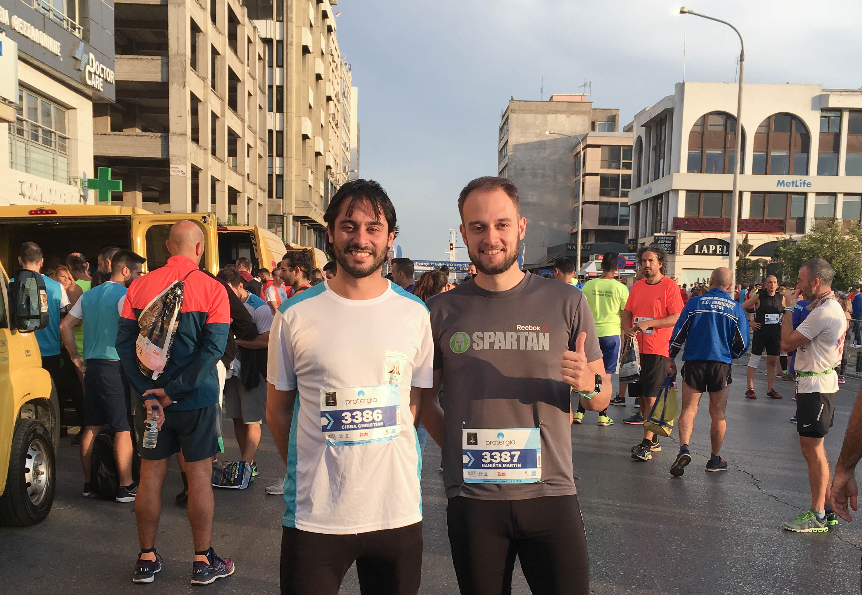 Half Marathon Dudes