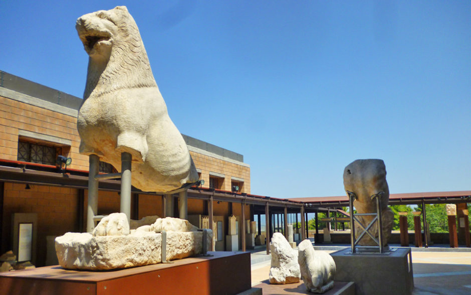 archeological museum thebes