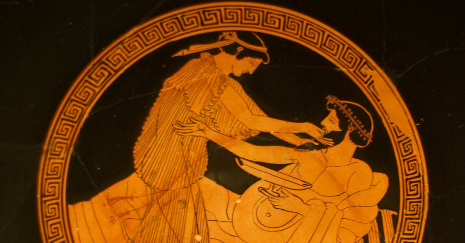 prostitution ancient greece