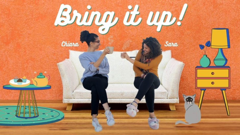 Bring it Up! The Cover
